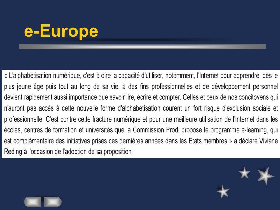 e-Europe