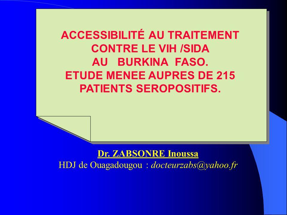 HDJ de Ouagadougou : docteurzabs@yahoo.fr