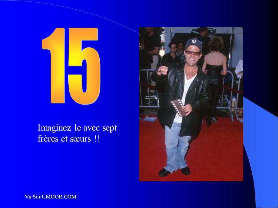 15 Imaginez le avec sept frères et sœurs !! Vu Sur UMOOR.COM