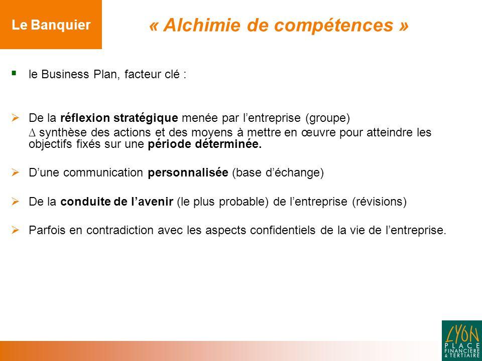 « Alchimie de compétences »