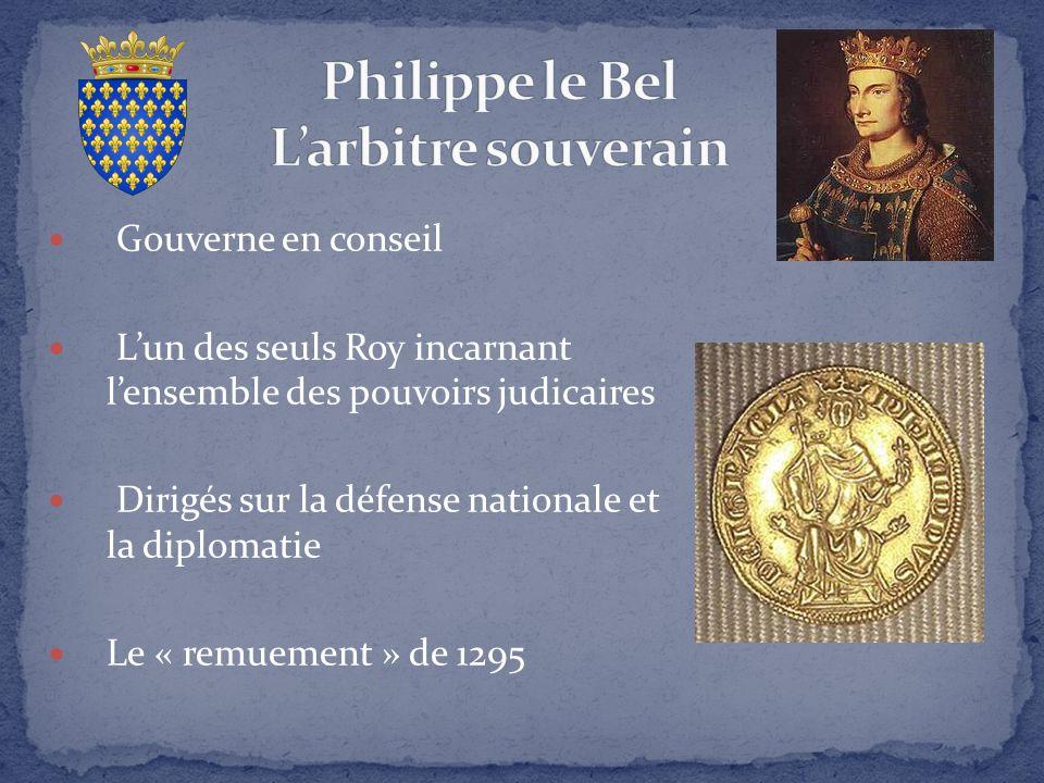 Philippe le Bel L'arbitre souverain