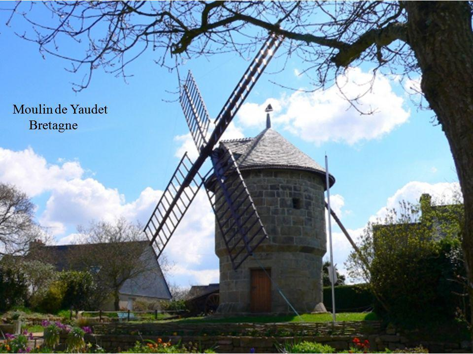 Moulin de Yaudet Bretagne Moulin de Yaudet Bretagne