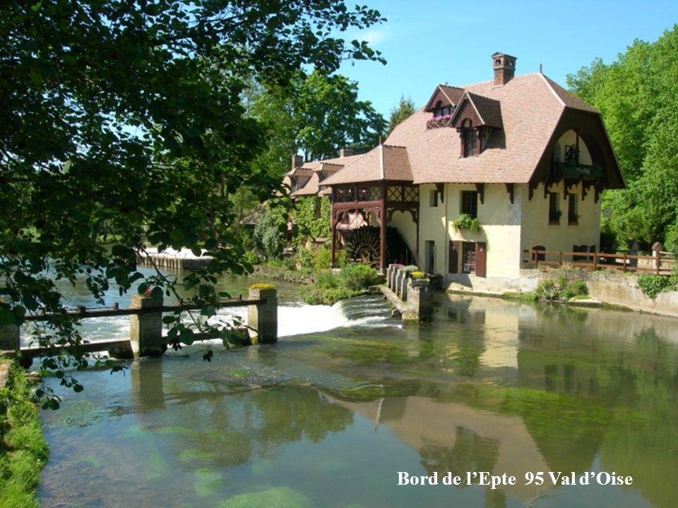 Bord de l'Epte 95 Val d'Oise