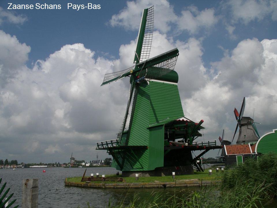 Zaanse Schans Pays-Bas