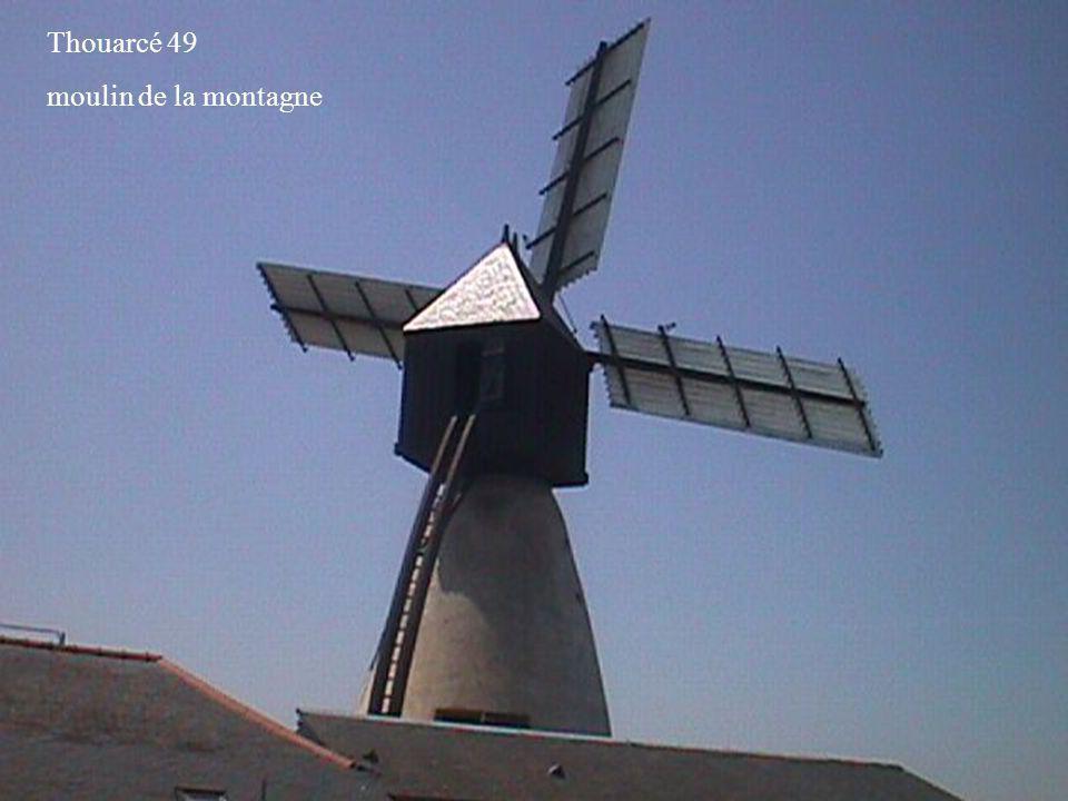 Thouarcé 49 moulin de la montagne