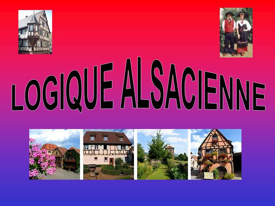 LOGIQUE ALSACIENNE