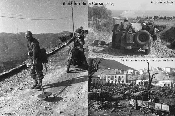 Libération de la Corse (ECPA)