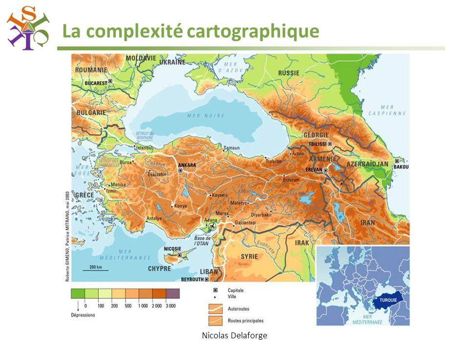 La complexité cartographique