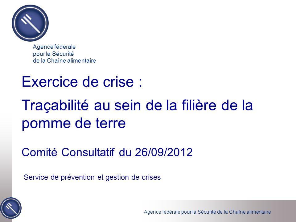 Service de prévention et gestion de crises