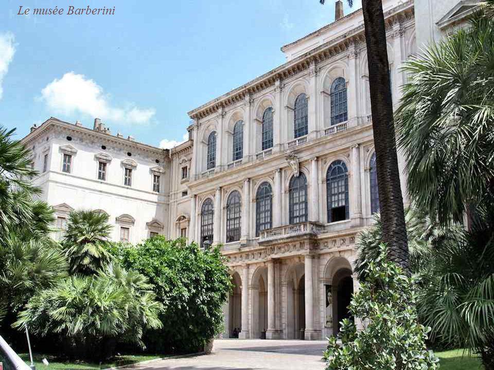 Le musée Barberini