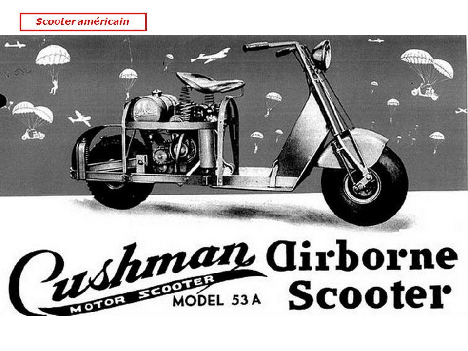 Scooter américain