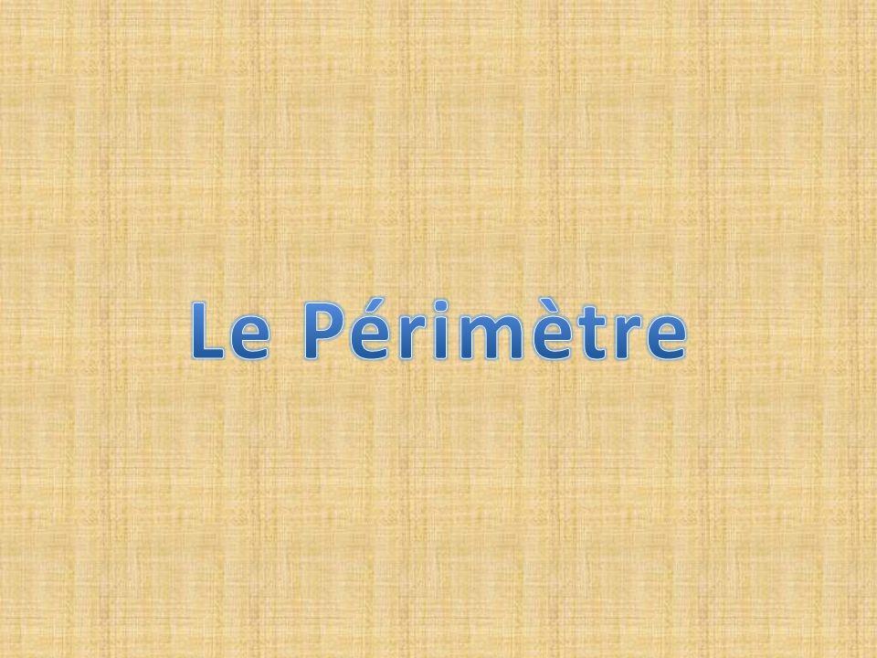 Le Périmètre
