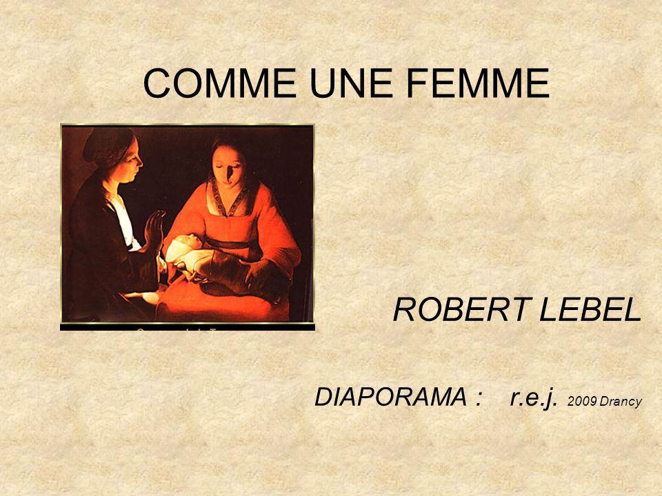 ROBERT LEBEL DIAPORAMA : r.e.j. 2009 Drancy