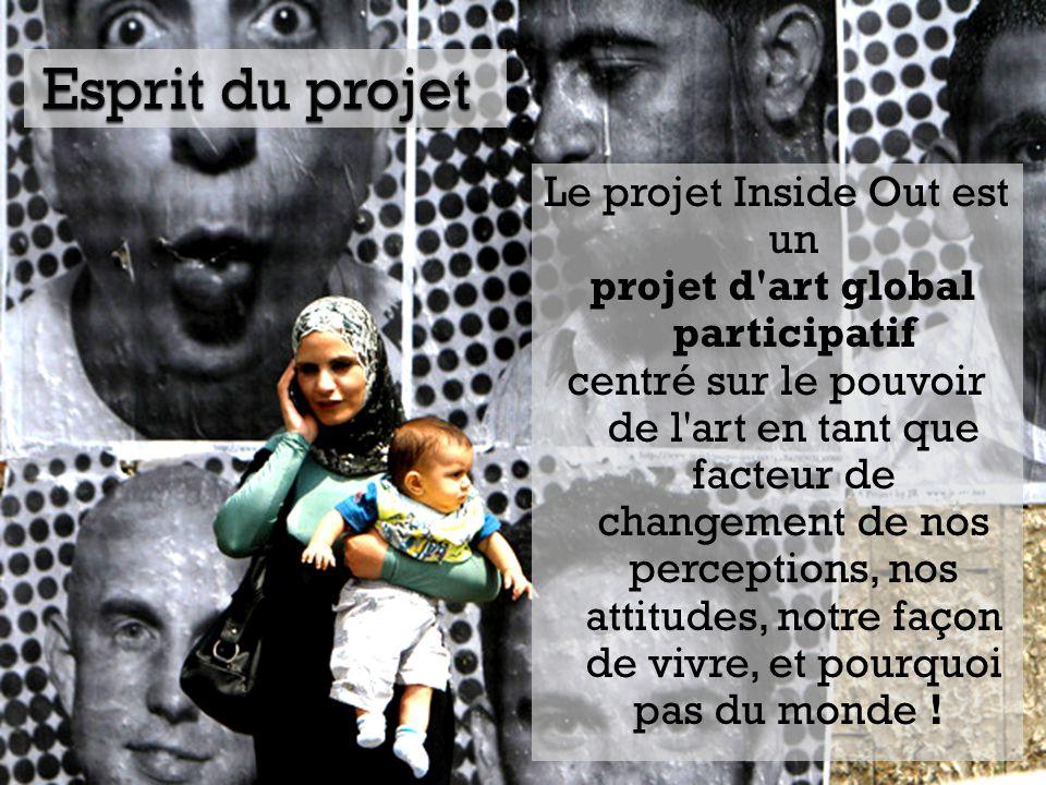 Esprit du projet Le projet Inside Out est un