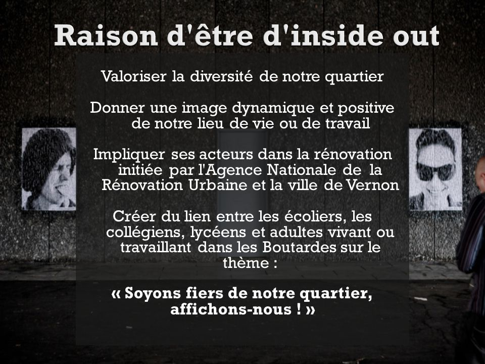 Raison d être d inside out