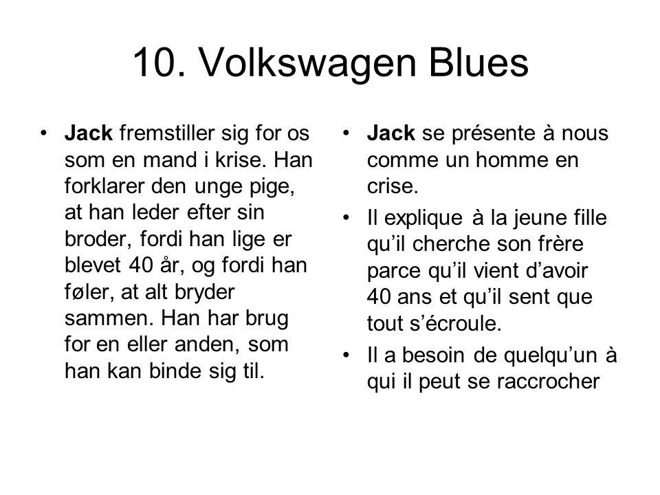 10. Volkswagen Blues