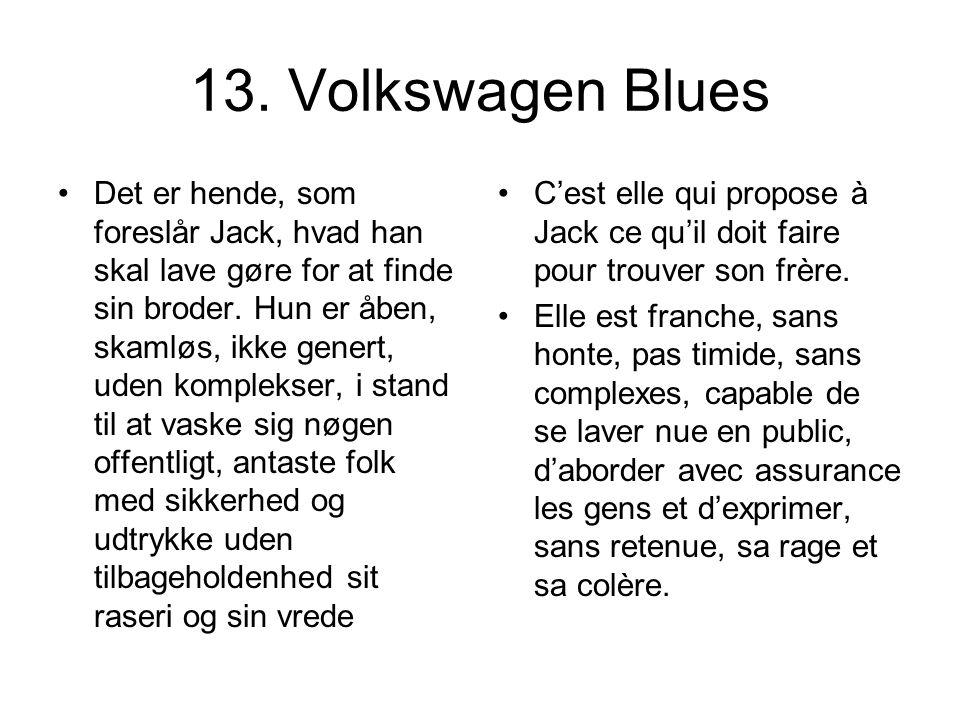 13. Volkswagen Blues