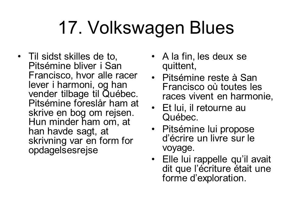 17. Volkswagen Blues