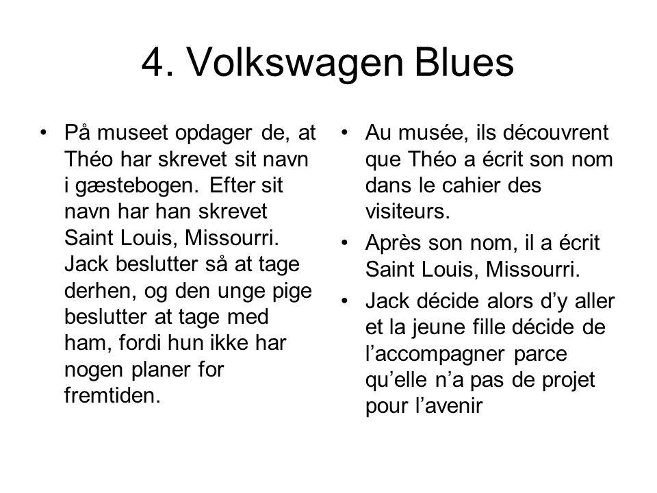 4. Volkswagen Blues