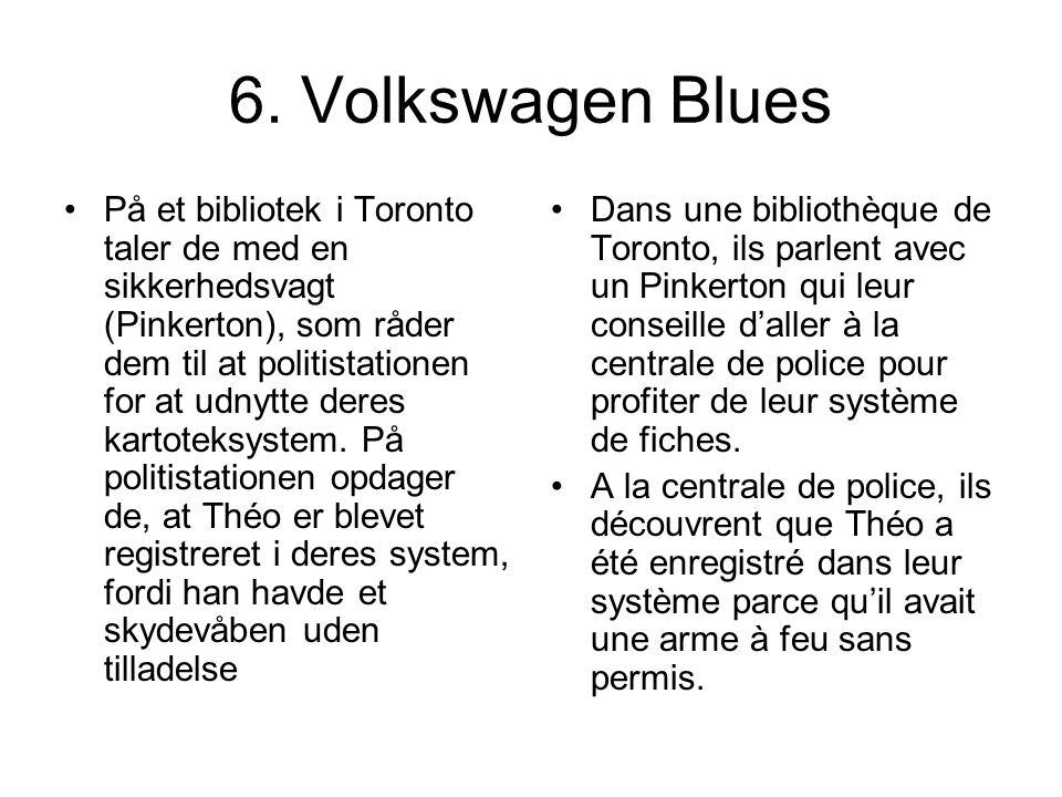 6. Volkswagen Blues