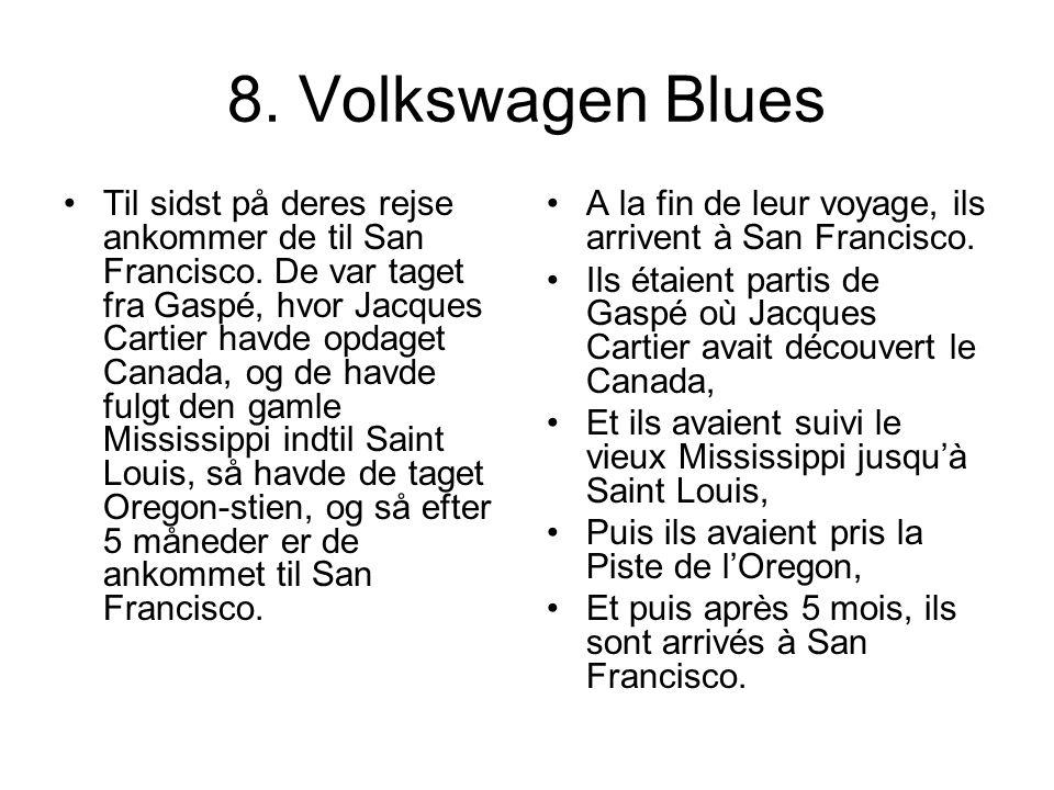 8. Volkswagen Blues