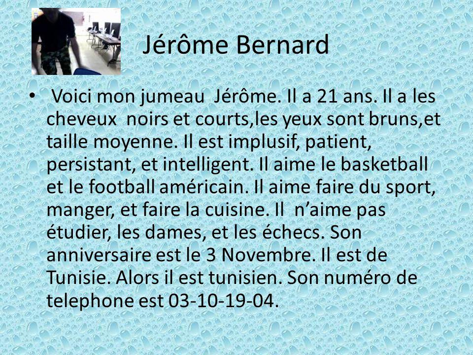 Jérôme Bernard