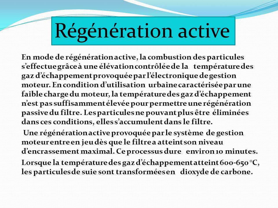 Régénération active