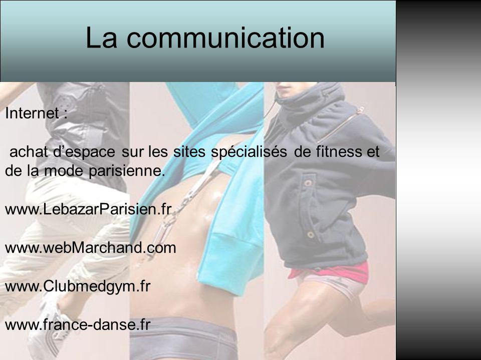 La communication Internet :