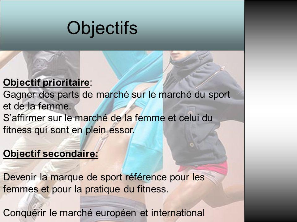 Objectifs Objectif prioritaire: