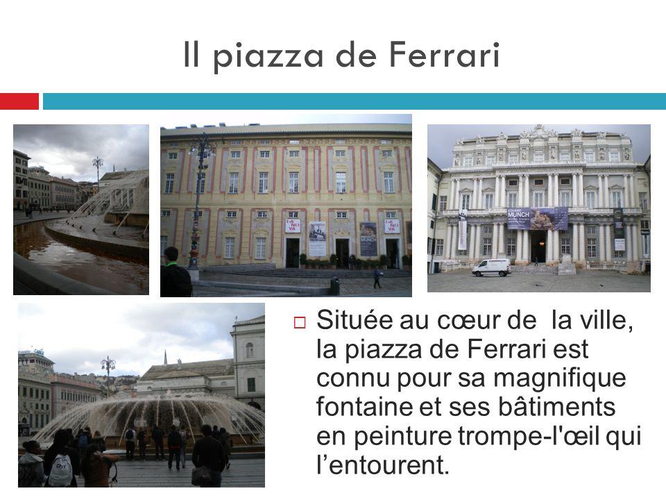 Il piazza de Ferrari