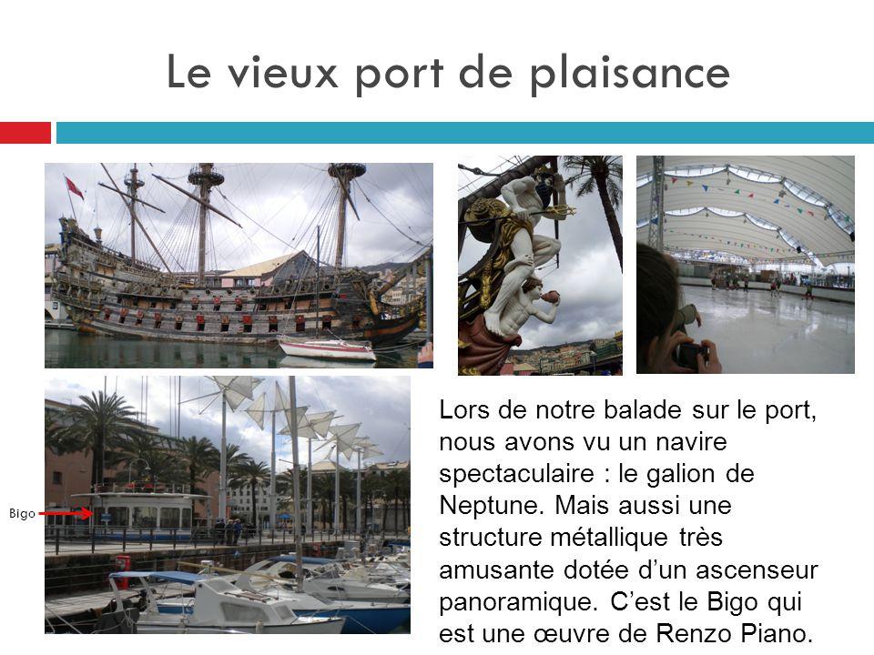 Le vieux port de plaisance