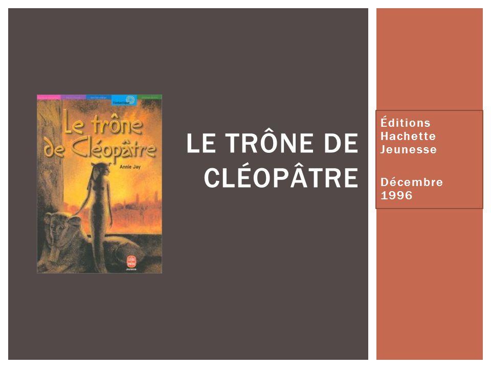 Éditions Hachette Jeunesse Décembre 1996
