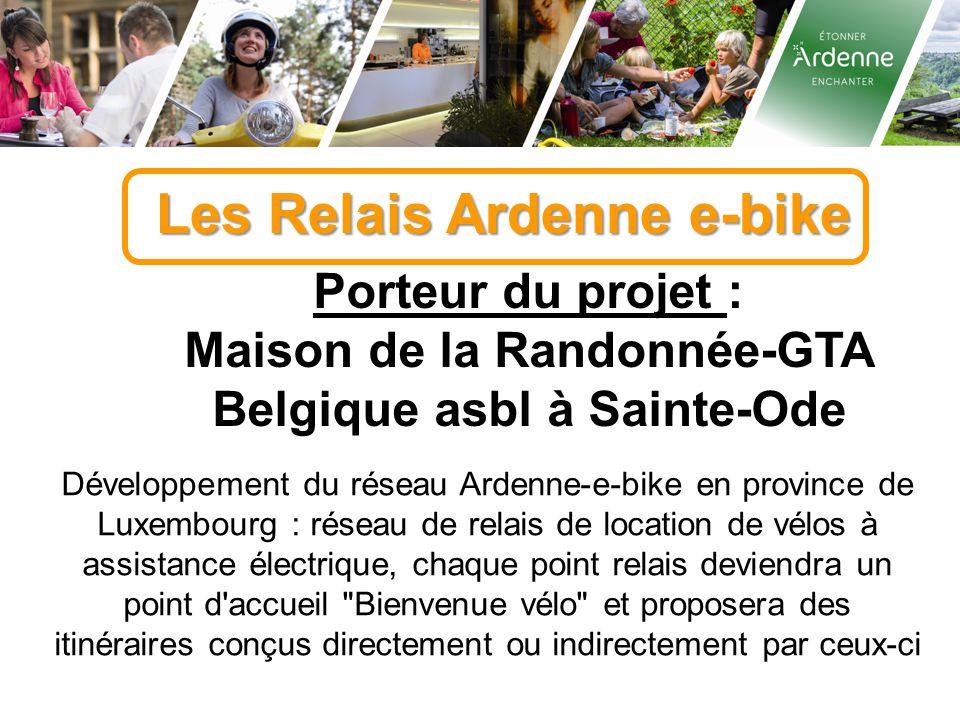 Les Relais Ardenne e-bike