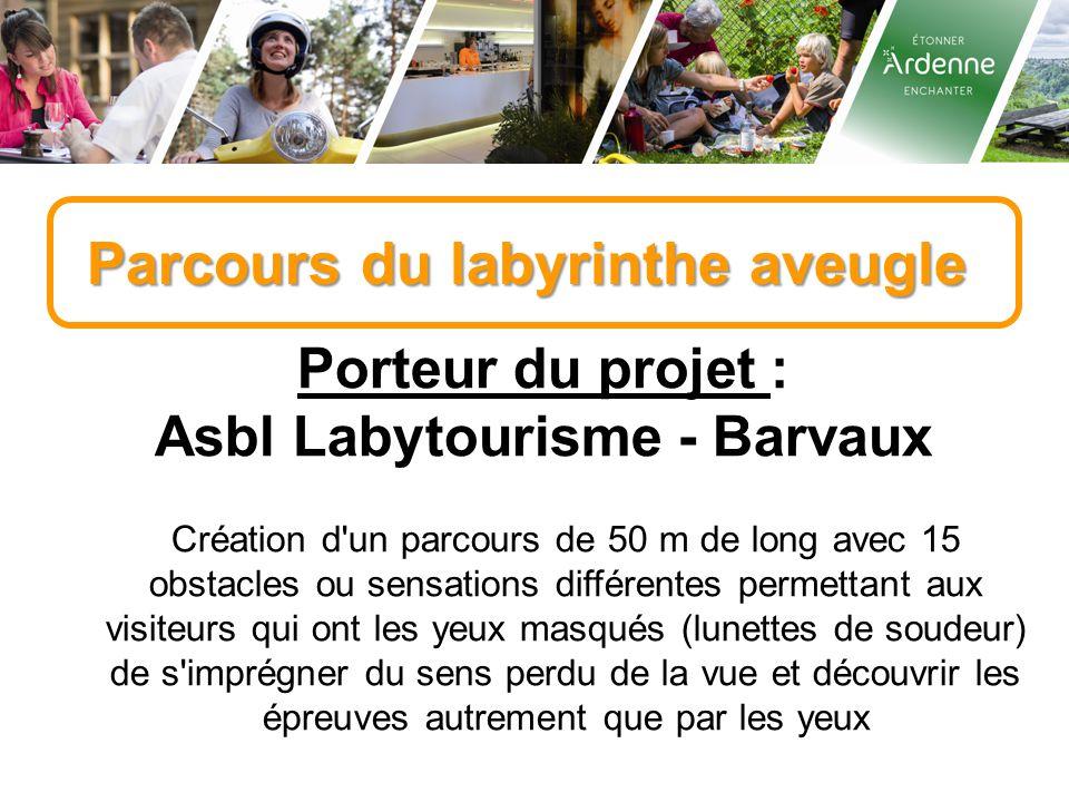 Asbl Labytourisme - Barvaux