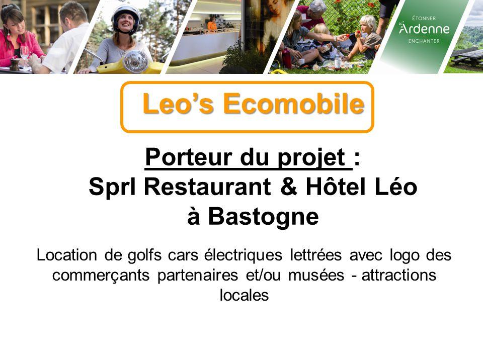 Sprl Restaurant & Hôtel Léo