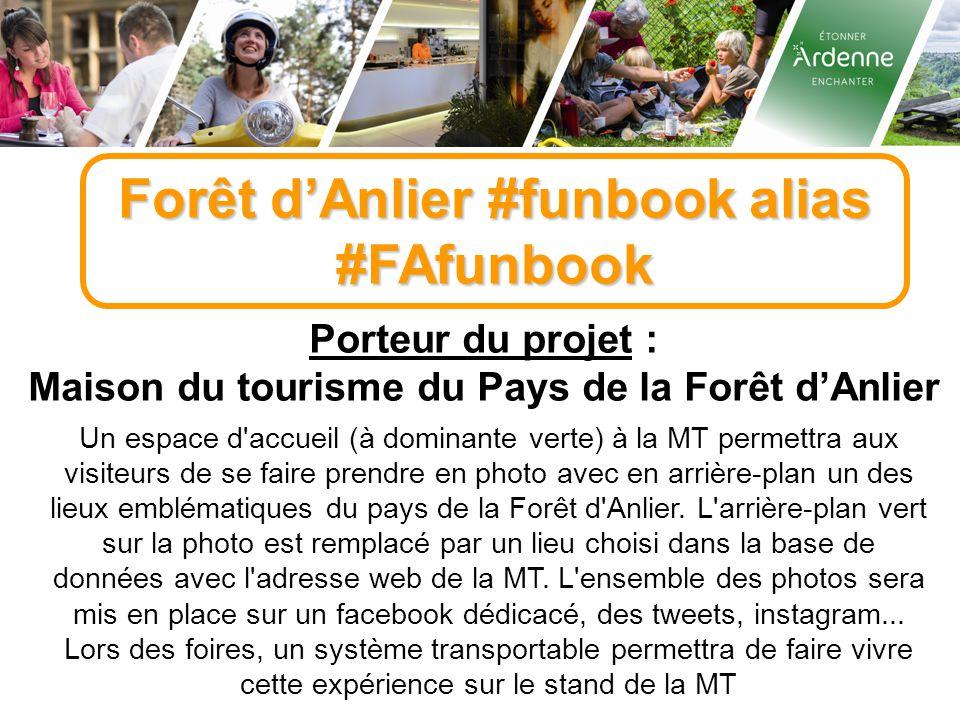 Forêt d'Anlier #funbook alias #FAfunbook