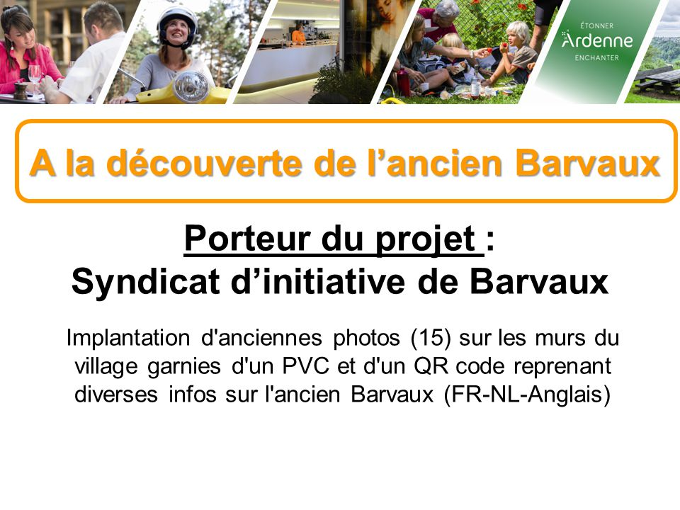 Syndicat d'initiative de Barvaux