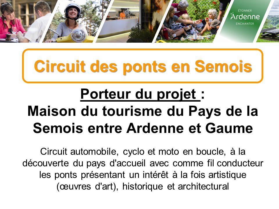 Circuit des ponts en Semois