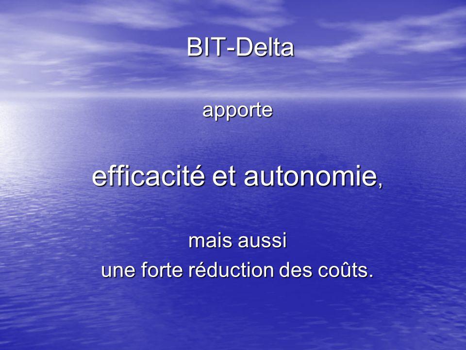 efficacité et autonomie,