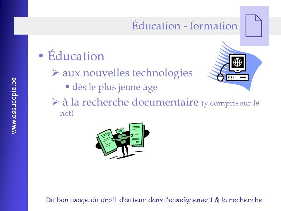 Éducation Éducation - formation aux nouvelles technologies