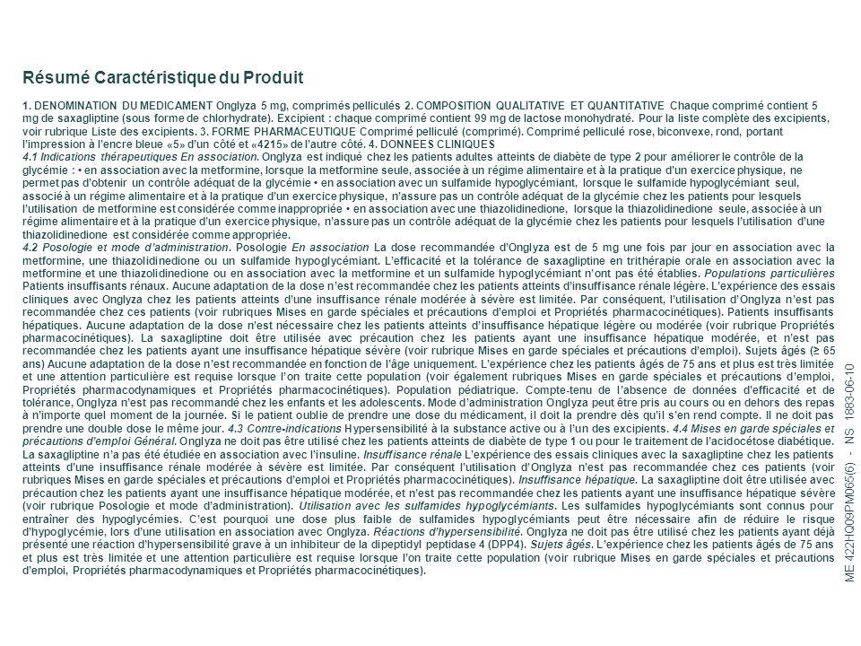 Résumé Caractéristique du Produit