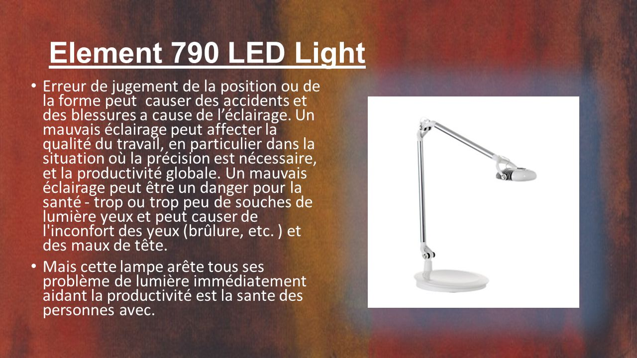 Element 790 LED Light