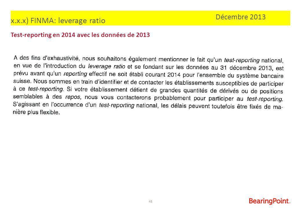 x.x.x) FINMA: leverage ratio