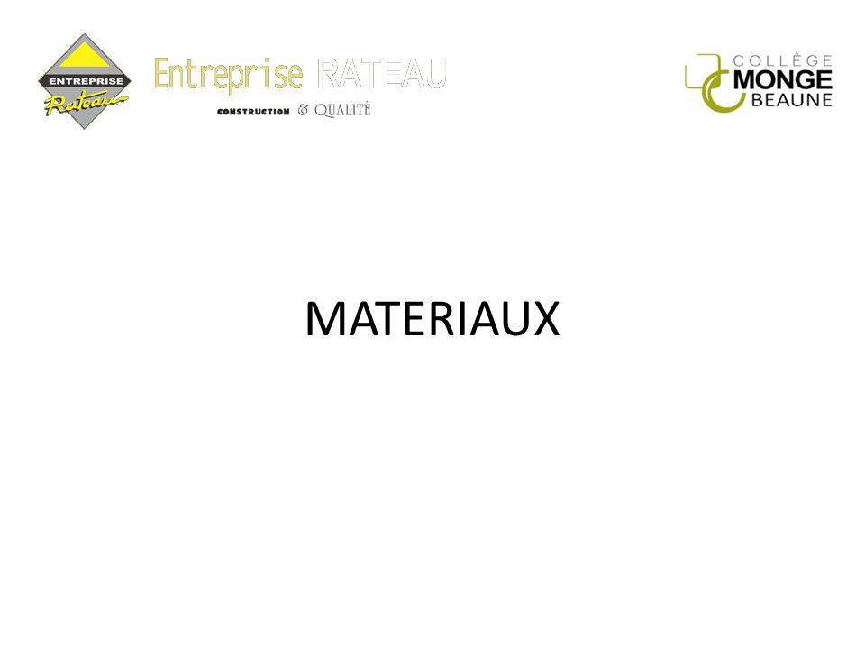 MATERIAUX