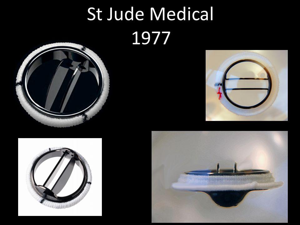 St Jude Medical 1977