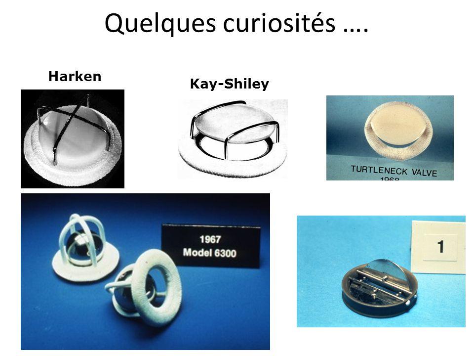 Quelques curiosités …. Harken Kay-Shiley