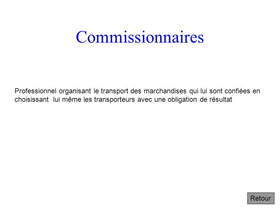 Commissionnaires
