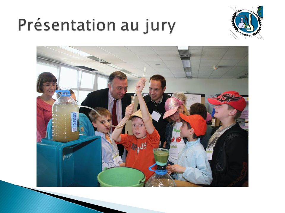 Présentation au jury