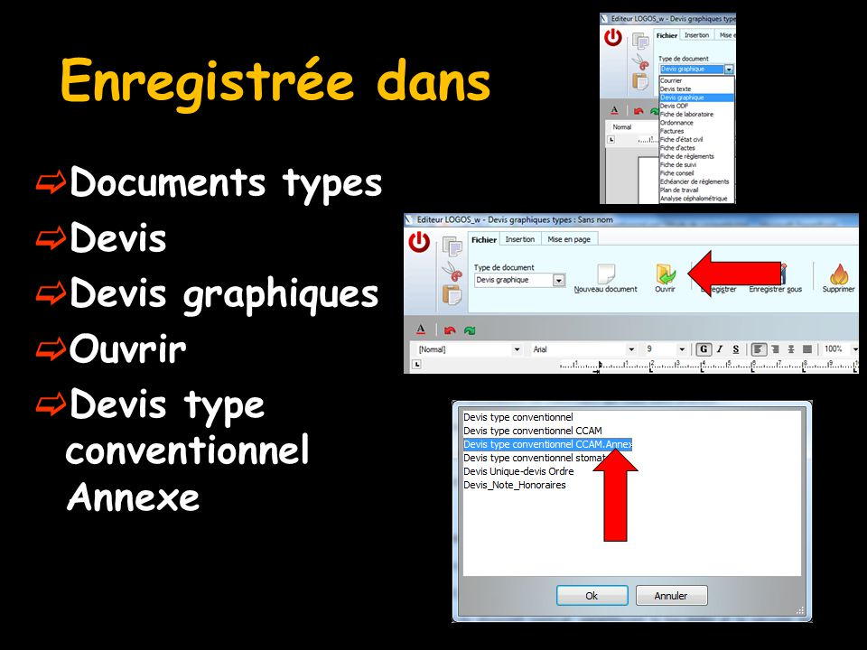 Enregistrée dans Documents types Devis Devis graphiques Ouvrir
