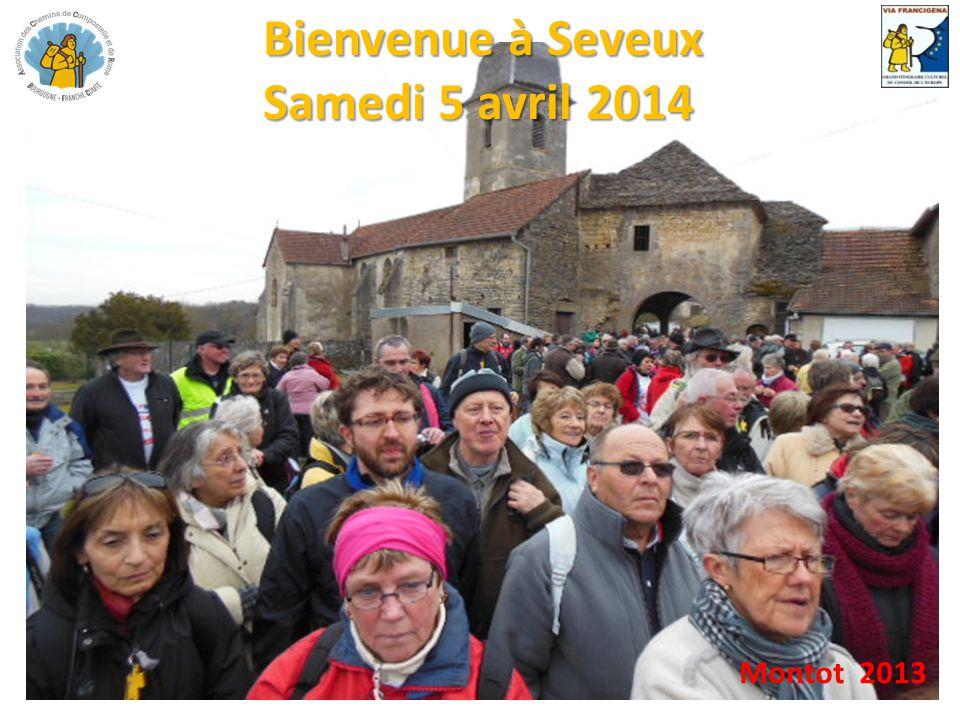 Bienvenue à Seveux Samedi 5 avril 2014